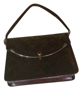 Renato Angi Satchel in Brown