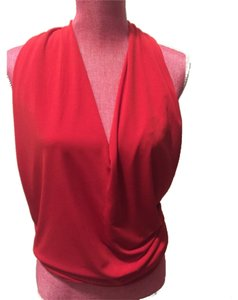 Express New Red NWT Halter Top