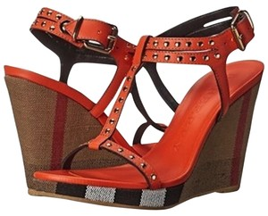 Burberry Stiletto Brit Prorsum London Wedges