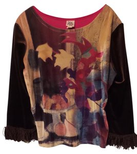 ivy jane Antropologie Amazing Top Multi-Color