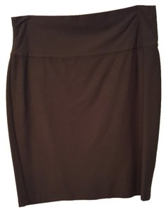 Eileen Fisher Great For Travel Skirt Gray