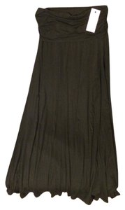 Studio M Nwt Maxi Skirt black