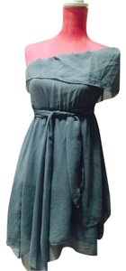 My Beloved short dress Sage green Off on Tradesy