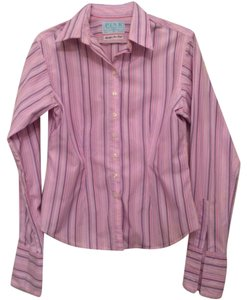Thomas Pink Top Multi pink stripe