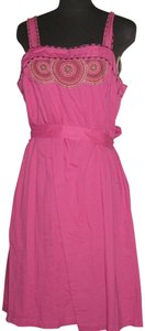 Tommy Hilfiger short dress pink on Tradesy