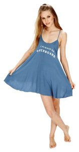 Wildfox short dress blue Mini on Tradesy