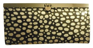 NEW BEAUTIFUL WALLET BLACK/SILVER
