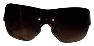 Versace Shield style sunglasses