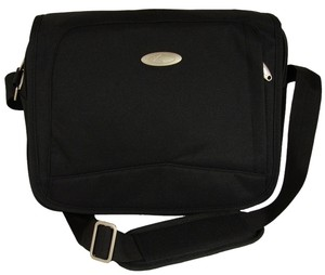 HSU Concepts Messenger Black Messenger Laptop Messenger Bag