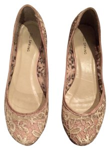Call It Spring pink Flats