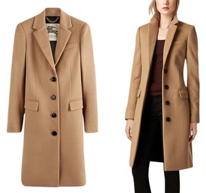 Burberry London Classic Pea Coat