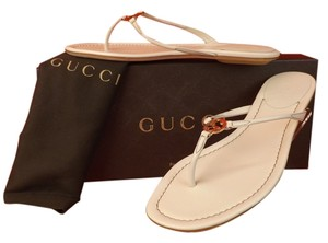 Gucci Mystic White Sandals
