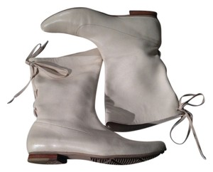 Diesel Ankle White Off White Boots