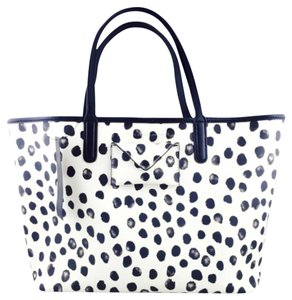 Marc by Marc Jacobs Metropolitote Polka Dot Tote in Banana Creme