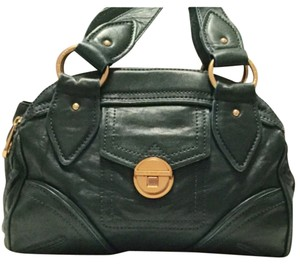 Marc by Marc Jacobs Jacobs Satchel in Hunter Green