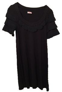 Juicy Couture Pleated Modal Night Out Date Night Dress
