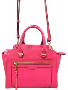 Rebecca Minkoff Avery Tote Satchel in pink