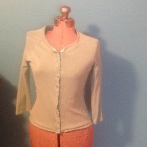 Merona Silk Nylon Buttons Cardigan