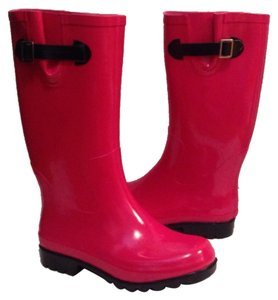 On Your Feet Pink Boots