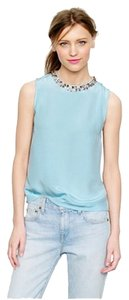 J.Crew Top Light Blue
