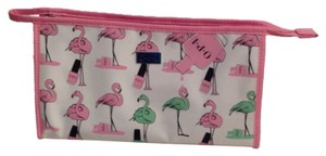 OPI OPI Microfiber Flamingo Cosmetic Bag.
