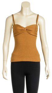 Catherine Malandrino Top Brown