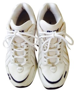 Ryka Leather White Athletic