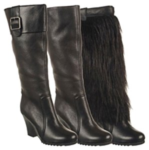 Dr. Scholl's Blac Boots