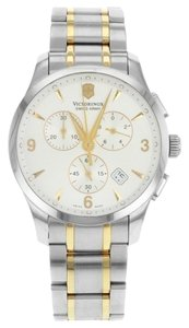 Victorinox Swiss Army Victorinox 241481 Stainless Steel Quartz Men's Watch (11304)
