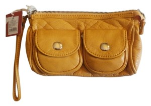 Mossimo Supply Co. NEW BEAUTIFUL mossimo supply co wristlet color yellow