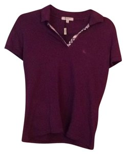 Burberry London Top Purple