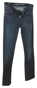 Citizens of Humanity Bootcut Boot Cut Pants Blue Denim Jeans