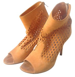 Jimmy Choo Miles To Go Mustard Boots