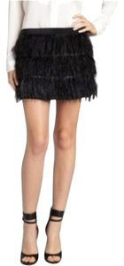 Wyatt Mini Skirt Black