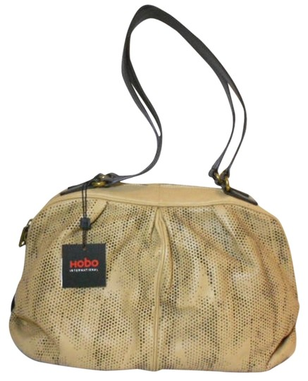 Hobo International Satchel in Sand