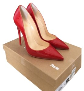 Christian Louboutin Rouge de Mars Pumps