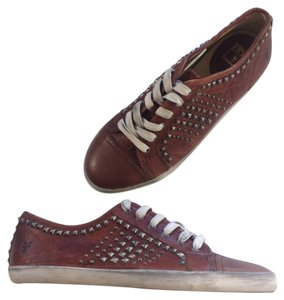 Frye Cognac brown Athletic