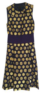 Marc by Marc Jacobs Peter Pan Collar Embroidered Dress