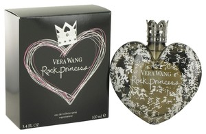 Vera Wang Vera Wang ROCK PRINCESS Womens Perfume 3.4 oz 100 ml Eau De Toilette Spray