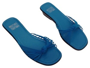 Mootsies Tootsies Turquoise Sandals
