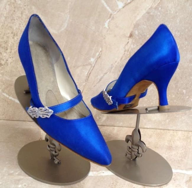 Item - Cobalt Blue Virtue Virc10-1 Pumps Size US 10 Narrow (Aa, N)