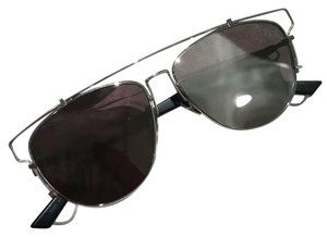Dior Tecnologic Sunglasses 57mm (Sliver)