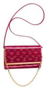 Louis Vuitton Rose Clutch