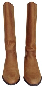 Points West Brown Boots
