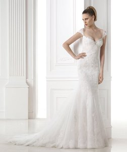 Pronovias Mariluz Wedding Dress