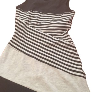 MM Couture short dress Black and grey on Tradesy