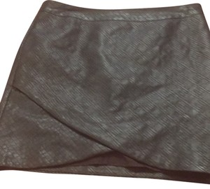 Mossimo Supply Co. Mini Skirt Ebony black