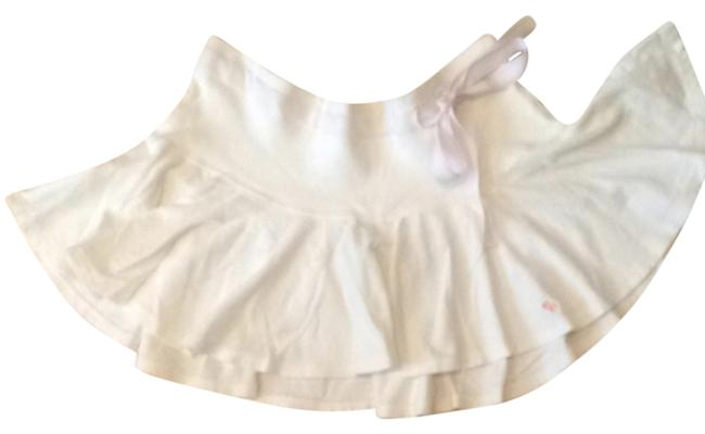 Abercrombie & Fitch Skirt White