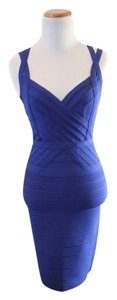 Herve Leger Corset Dress