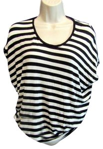 Michael Kors Blouses T Shirt Black, White